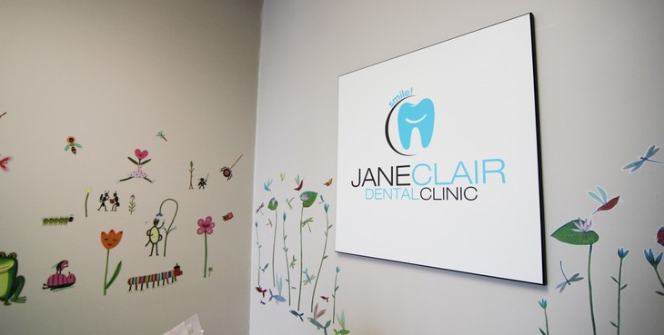 Large jane clair dental welcome th