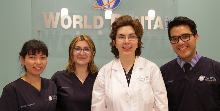 Large thornhill dentist world dental  15  th