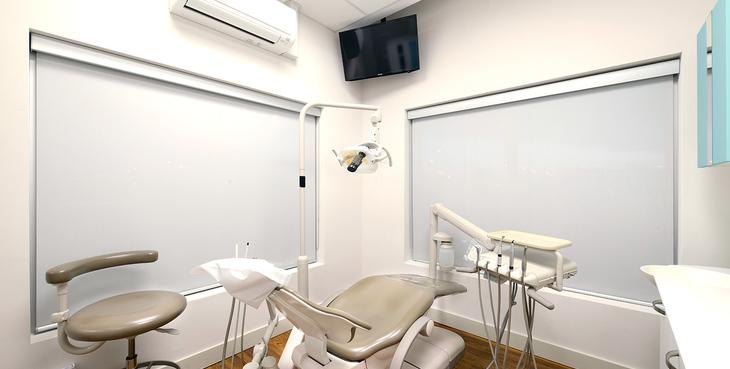 Large brampton dentist operatory 5