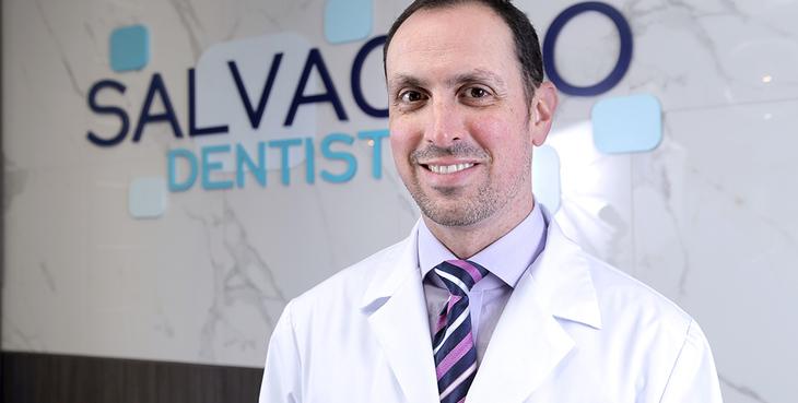 Large brampton dentistry dr joseph salvaggio dentist