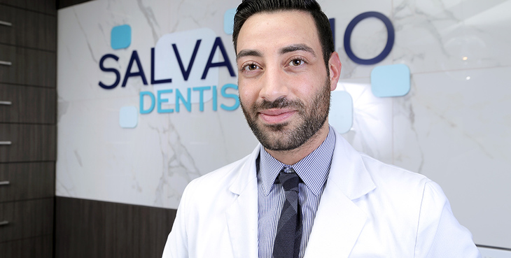 Large brampton dentistry dr marc el masri dentist