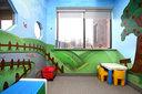 Small newmarket dentist kids room